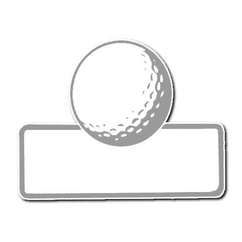 Golf Booster Sign
